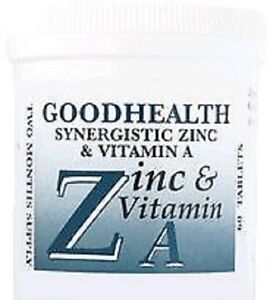 ZINC-amp-VITAMIN-A-240-tablets-8-Months-supply-FREE-P-amp-P
