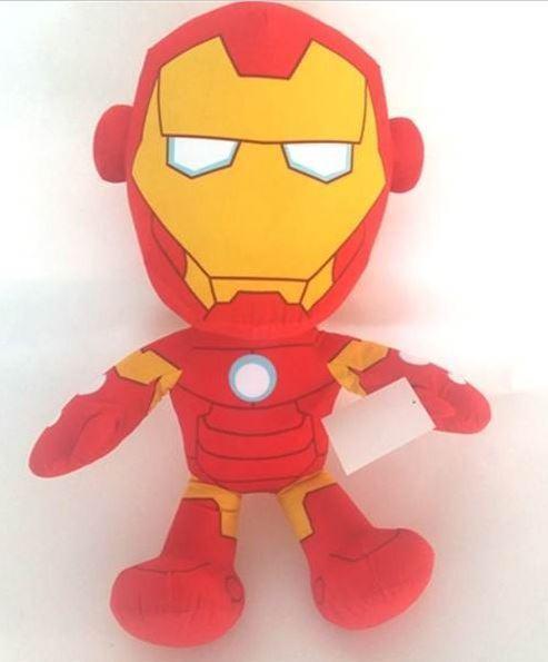 Peluche Iron Man Original Marvel 50 cm nouveauté 2016 âge 0+ énorme géant
