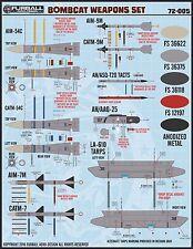 1/72 Furball F-14 Bombcat Weapons Set
