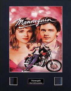 Mannequin Photo Film Cell Presentation