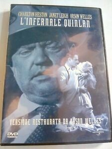 DVD-L-039-INFERNALE-QUINLAN-TOUCH-OF-EVIL
