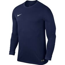 16fc4e756 item 2 Nike Park Kids Boys Football Sports T Shirt Long Sleeve Junior  Training Tops -Nike Park Kids Boys Football Sports T Shirt Long Sleeve  Junior Training ...