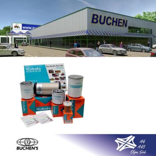 FILTERKIT Kubota L4100 Filter Service-Kit Luftfilter Ölfilter Kraftstofffilter