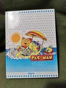 Diario-Escuela-Pac-Man-Paxman-Diary-School-Pinas-Namco-1984