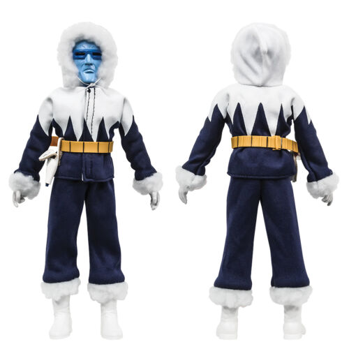Captain Cold by FTC Super Friends Retro Style Action Figures Series 3