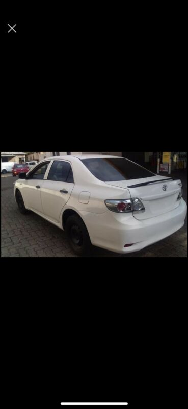 Toyota Corolla auto stripping for parts