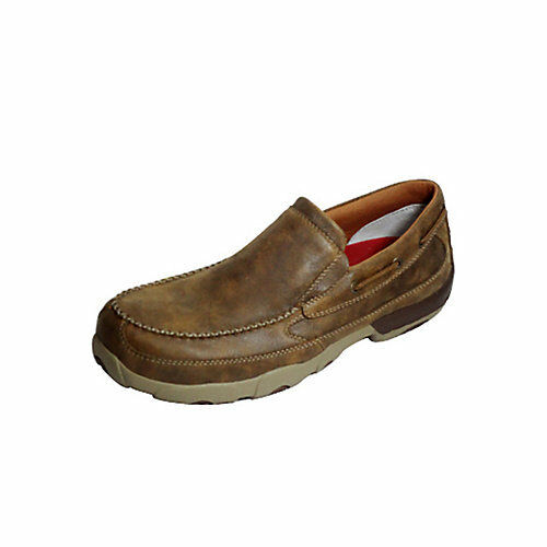 Twisted X Mens Bomber Slip-on Driving Mocs   shop makes buying and selling