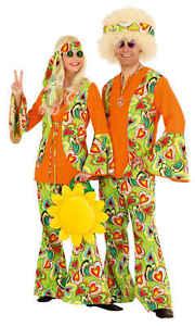 Damen-Kostuem-Hippie-Woman-zu-Karneval-Fasching