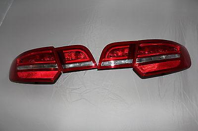Original Audi A3 8P Sportback Facelift LED Rückleuchten Neu