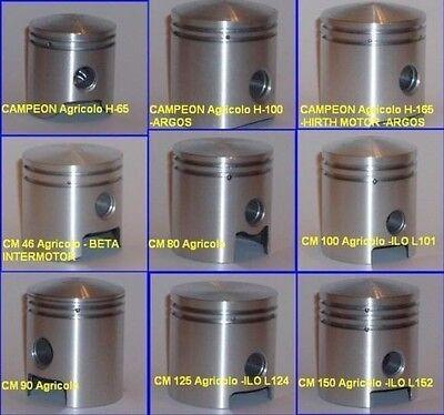 COMPLETE PISTON KIT SET PISTÓN ПОРШЕНЬ RINGS FOR FIT FANTIC ENGINE PISTÃO 活塞