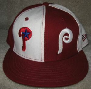 best loved 20e8c c71df Image is loading MLB-Philadelphia-Phillies-New-Era-Hat-Cap-Cooperstown-