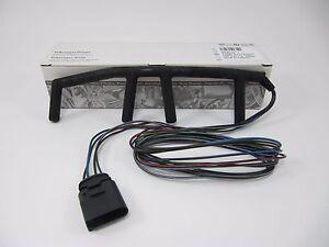 vw 4 wire glow plug wiring harness genuine new mk4 golf jetta beetle 1969 VW Wiring Harness image is loading vw 4 wire glow plug wiring harness genuine