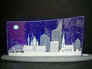 3D-LED-Illuminated-Arch-Plexiglass-Candle-Arches-with-Wood-Leipzig