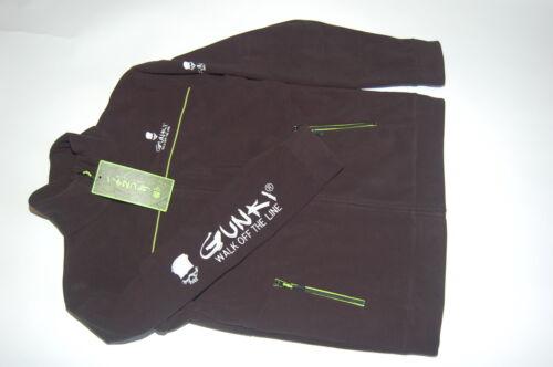 L XXXL XXL Gunki Jacke Polar Angelbekleidung Angeln Outdoor Größe M XL