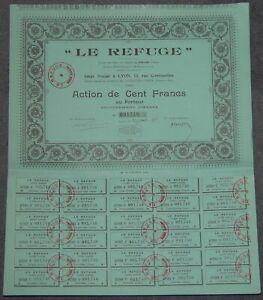 """""""le Refuge"""" 1930 Hochwertige Materialien"""