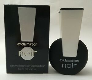 Exclamation noir perfume