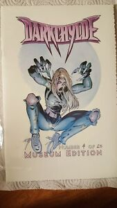 DARKCHYLDE-MUSEUM-EDITION-Limited-25-Comic-book-Randy-Queen