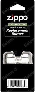 Zippo Hand Warmer Genuine Replacement Burner 44003 NEW Original