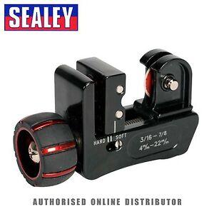 Sealey-Car-Vehicle-Brake-Braking-Pipe-Cutter-Cutting-Tool-Nickel-Plated-VS0350