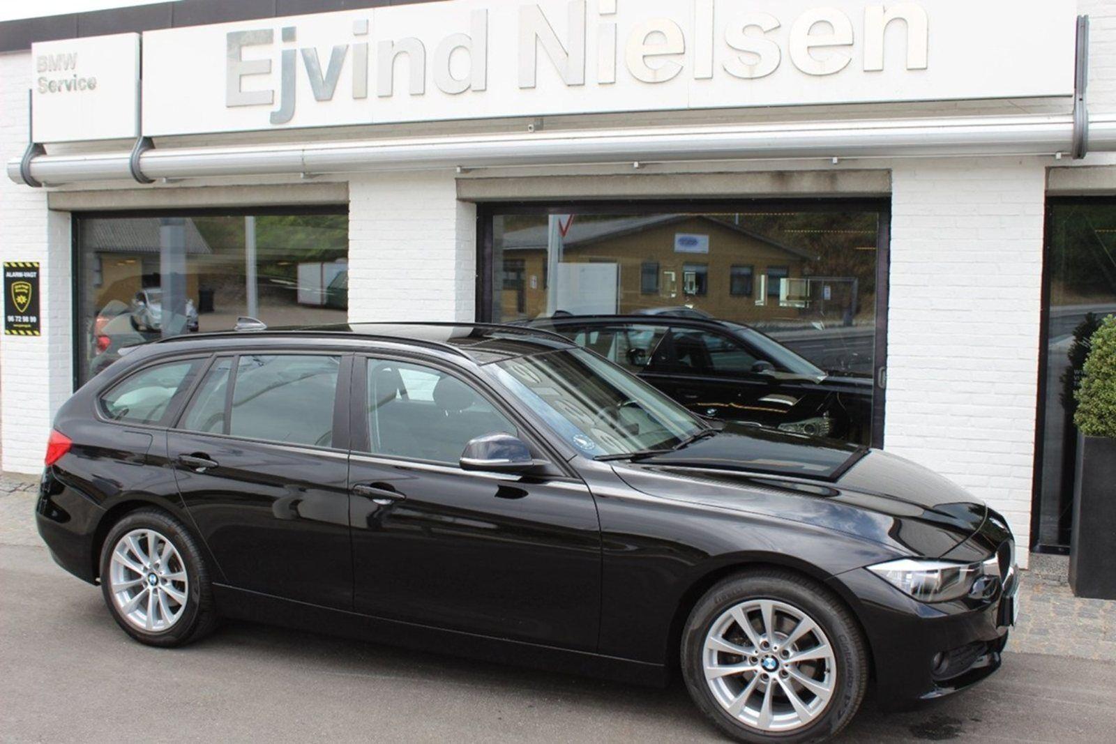 BMW 318d 2,0 Touring aut. 5d - 289.900 kr.