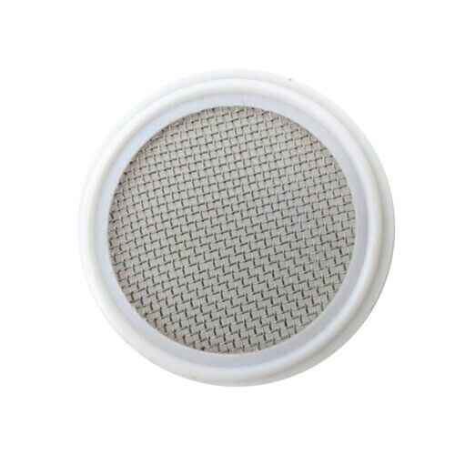 Tri-Clamp Gasket W// Stainless Mesh Screen Distilling Carbon Filter Gin Equipment