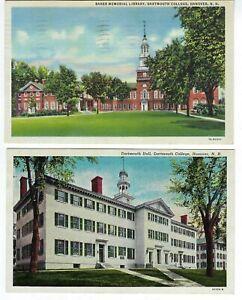 LOT-2-New-Hampshire-Dartmouth-College-CURT-TEICH-1949-SCOTT-804