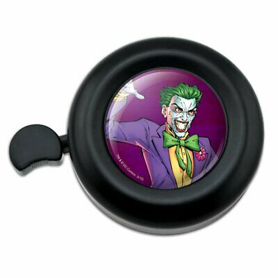Batman Joker Character Bicycle Handlebar Bike Bell