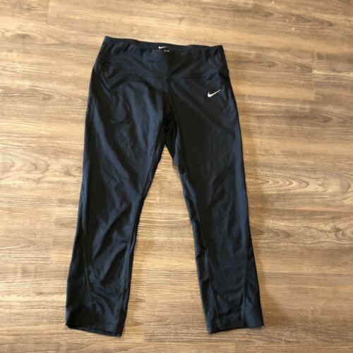 Pantalones 3 749457 0 a Capris Peque Nike Leggings Negro Racer Recortada S Pvxxwfqd