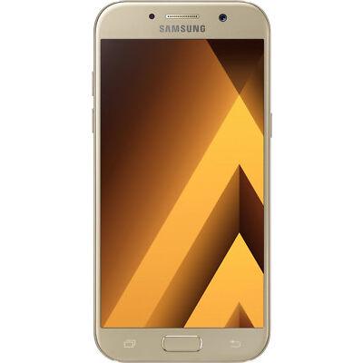 Samsung Galaxy A5 2017 32GB Black Gold Blue Unlocked Refurbished Smartphone