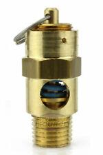 14 Npt 140 Psi Air Compressor Safety Relief Pressure Valve Tank Pop Off New