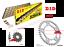 miniatuur 1 - Honda CBF600 (2006) DID Gold X-Ring Chain and JT Sprockets Kit Set
