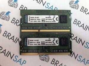 8GB-2x-4GB-DDR3-RAM-Kingston-ValueRam-KVR13S9S8-4-SO-DIMM-PC3-10600S