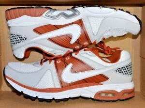 the latest c9745 2246c Image is loading Nike-Air-Max-Moto-9-Promo-White-Brown-