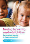 Meeting the Learning Needs of All Children by Joan Dean (Paperback, 2006)