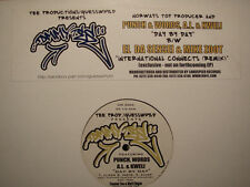 """TOMMY TEE - DAY BY DAY (12"""")  1999!!!  RARE!!!  PUNCH & WORDS + KWELI!!!  ♫"""