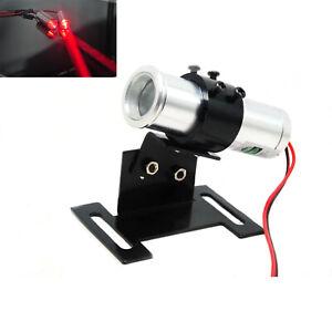 1x-3-6-4-2V-660nm-130mW-Red-Laser-Module-Dot-Thick-Beam-Bar-Stage-Light-w-Holder
