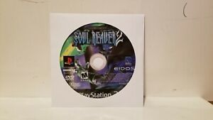 Soul-Reaver-2-Sony-Playstation-2-2001-Disc-Only