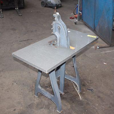 Fly press Punch tool holder 19mm Bore solid steel toolmaker made 25mm spigot