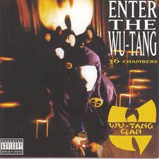 Enter the Wu-Tang (36 Chambers) [LP] by Wu-Tang Clan (Vinyl, Nov-1993, Loud/RCA Records)