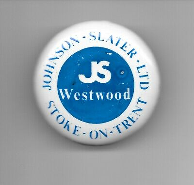 Precise Johnson-slater-ltd Westwood Stoke-on-trent Sanitary Ware Porcelain Stopper??? Architectural & Garden Plumbing & Fixtures Outstanding Features
