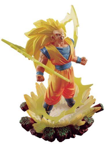 Goku Memorial Super Saiyan 3 Son Goku 4-Inch PVC Figure Statue #03