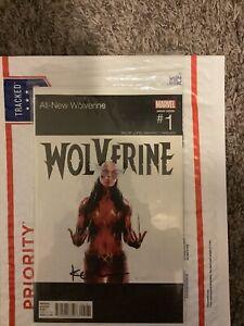 All-New-Wolverine-1-Hip-Hop-Variant-DMX-Homage-X-men-marvel-comics-Signed