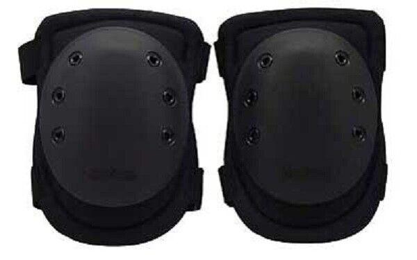 BlackHawk Hellstorm Tactical Knee Pads Black 808300BK  V.2 Authentic Blackhawk