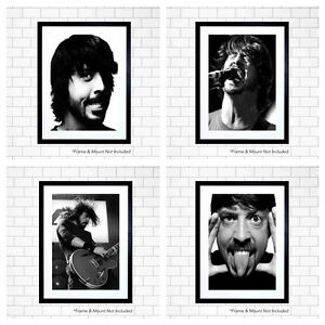 FOO-FIGHTERS-DAVE-GROHL-POSTER-PRINTS-PREMIUM-GLOSSY-A1-A3-PHOTOS-FOR-FRAMING
