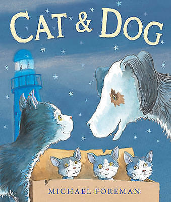 Very Good Foreman, Michael, Cat and Dog, Paperback, Book