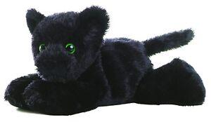 Aurora-Onyx-Black-Panther-8-034-Mini-Flopsie-16653-Stuffed-Animal-Toy