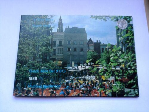 FDC 1988 Dutch Mint Set Netherlands