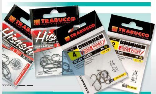 Trabucco Hirashi sea baitholder hooks11014BN   highest quality free post