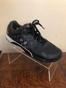 267f33c496 Details about Men's Reebok Crossfit Workout Shoes Sz 11 CF74 Black