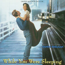 L'AMOUR A TOUT PRIX (WHILE YOU WERE SLEEPING) MUSIQUE FILM - RANDY EDELMAN (CD)